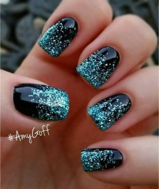 Sweet acrylic nails ideas for winter 60