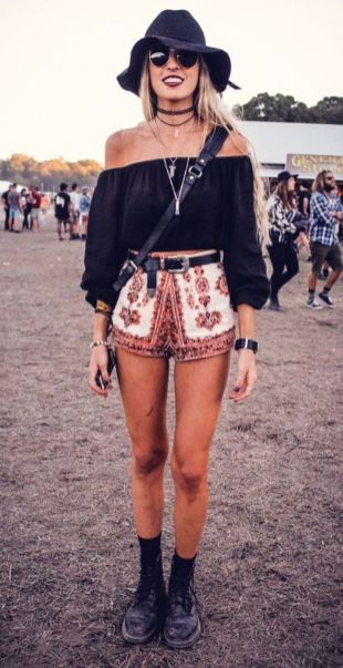 Best boho dress ideas for coachella outfits 1