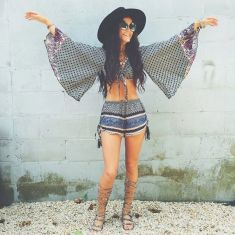 Best boho dress ideas for coachella outfits 10