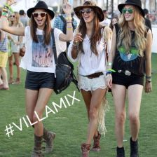 Best boho dress ideas for coachella outfits 22