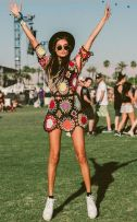 Best boho dress ideas for coachella outfits 40