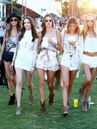 Best boho dress ideas for coachella outfits 55