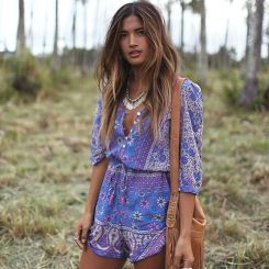 Best boho dress ideas for coachella outfits 65