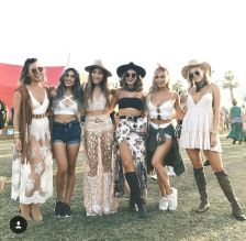 Best boho dress ideas for coachella outfits 72