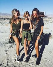 Best boho dress ideas for coachella outfits 8