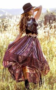 Best boho dress ideas for coachella outfits 93