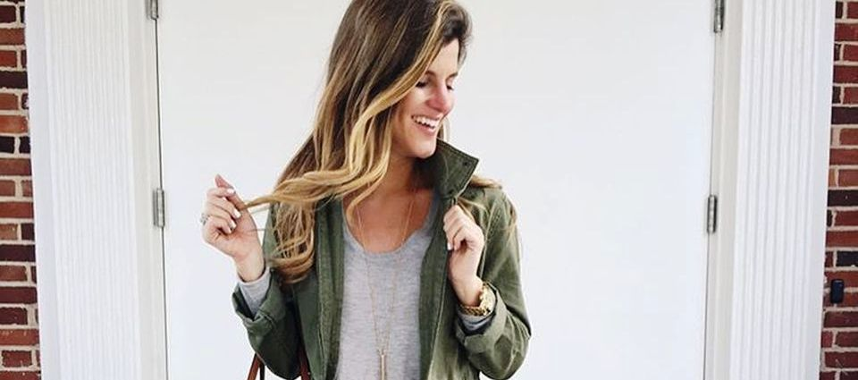 Casual Spring Fashion Outfits for Teen Girls