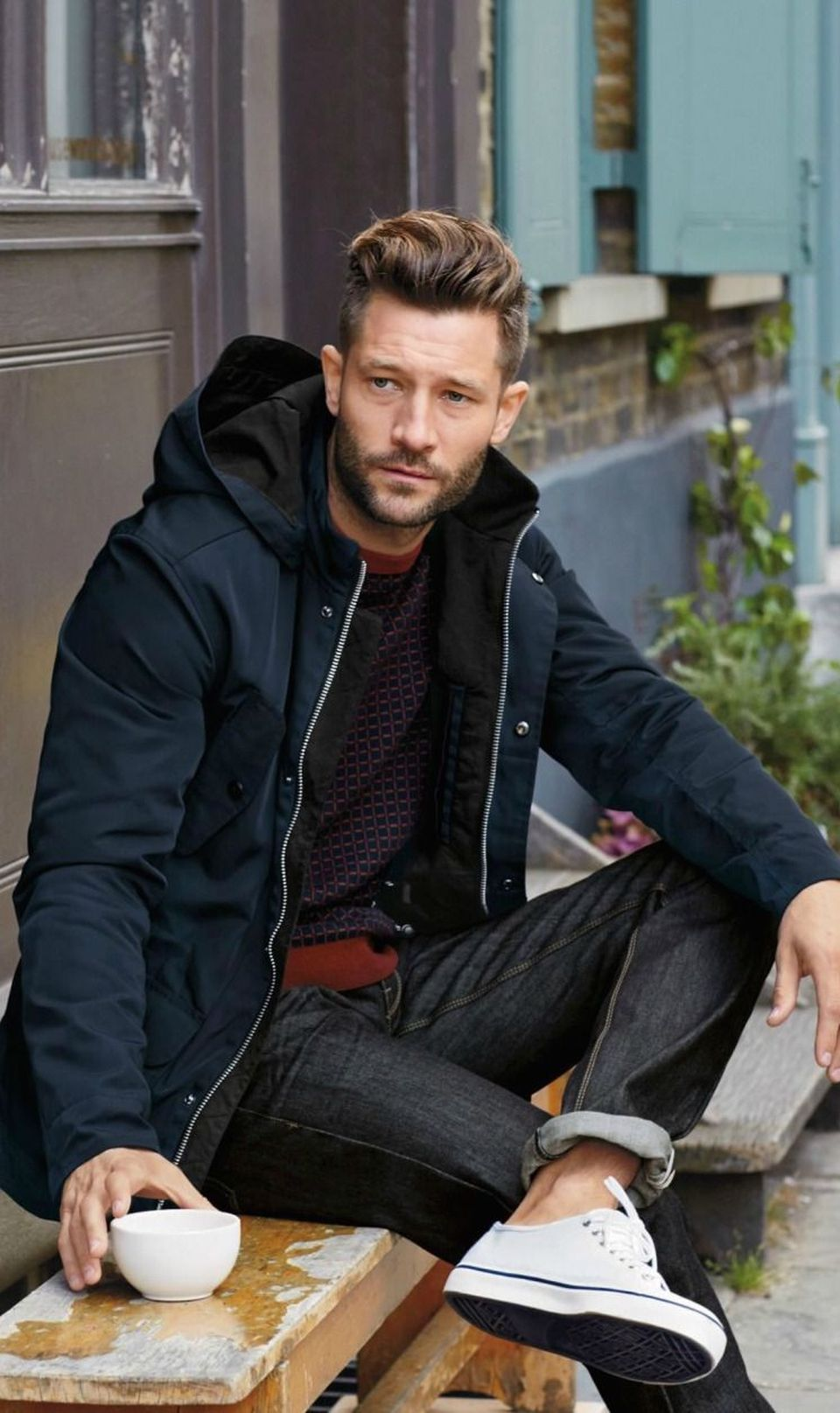 Cool, Classy and Fashionable Men Winter Coat 1
