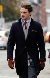 Cool, Classy and Fashionable Men Winter Coat 17