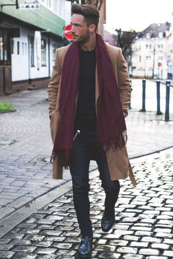 Cool, Classy and Fashionable Men Winter Coat 23