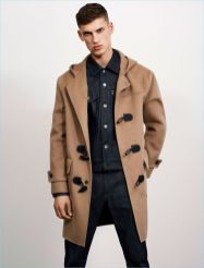 Cool, Classy and Fashionable Men Winter Coat 43