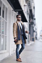 Cool, Classy and Fashionable Men Winter Coat 45
