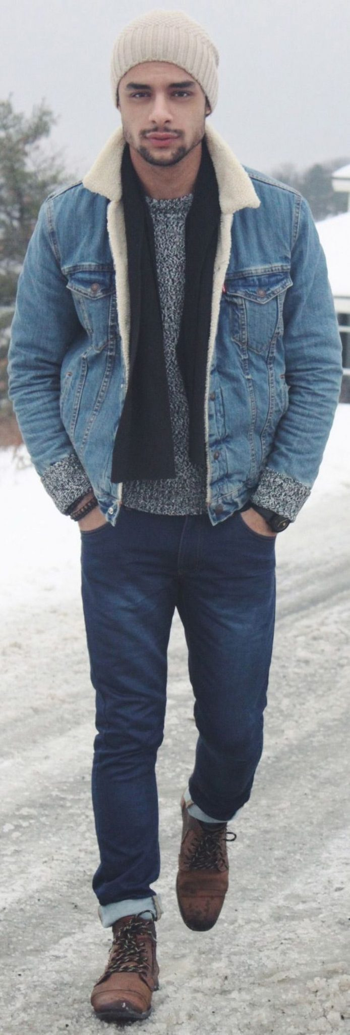 Cool, Classy and Fashionable Men Winter Coat 47