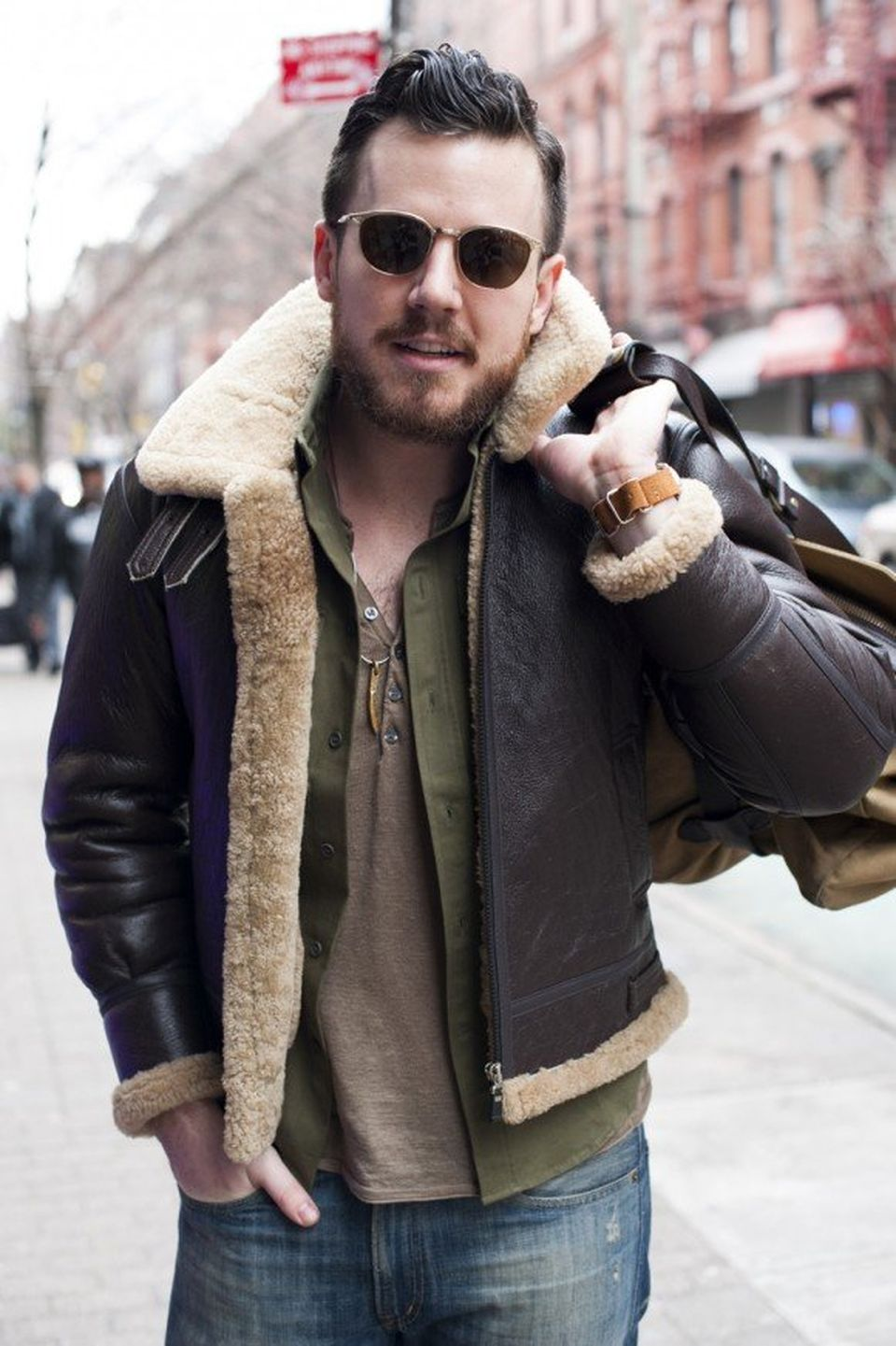 Cool, Classy and Fashionable Men Winter Coat 59
