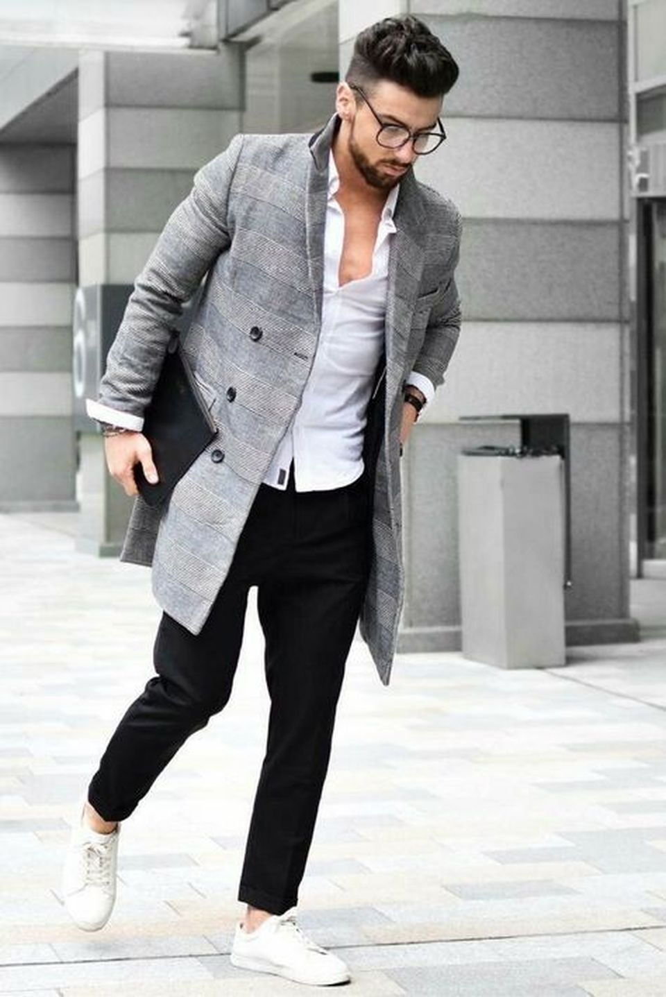 Cool, Classy and Fashionable Men Winter Coat 61