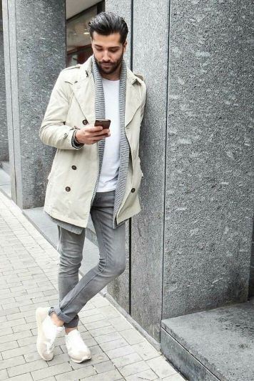 Cool, Classy and Fashionable Men Winter Coat 62