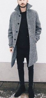 Cool, Classy and Fashionable Men Winter Coat 69