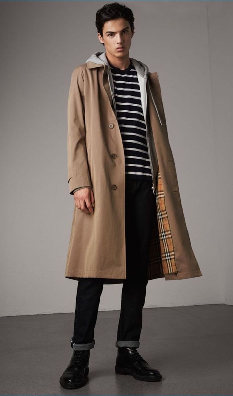 Cool, Classy and Fashionable Men Winter Coat 7
