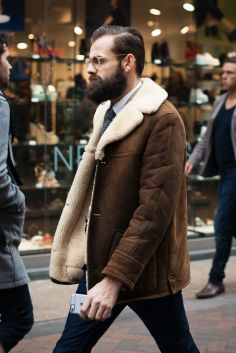 Cool, Classy and Fashionable Men Winter Coat 71