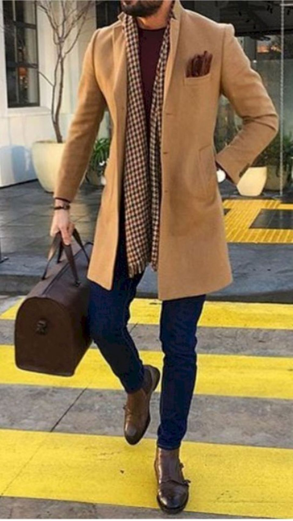 Cool, Classy and Fashionable Men Winter Coat 8