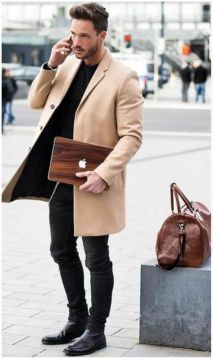 Cool, Classy and Fashionable Men Winter Coat 9