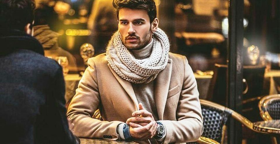 Cool, Classy and Fashionable Men Winter Coat