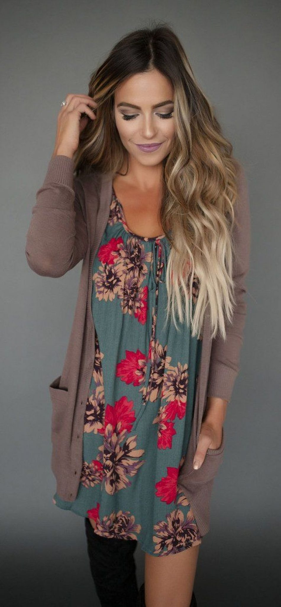 Pretty Casual Spring Fashion Outfits for Teen Girls 11