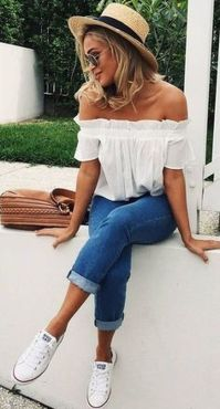 Pretty Casual Spring Fashion Outfits for Teen Girls 45