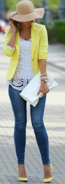 Pretty Casual Spring Fashion Outfits for Teen Girls 48