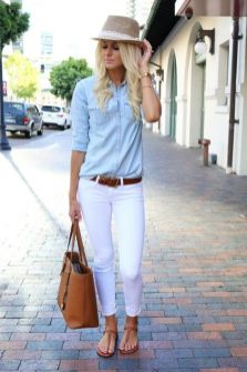Pretty Casual Spring Fashion Outfits for Teen Girls 51