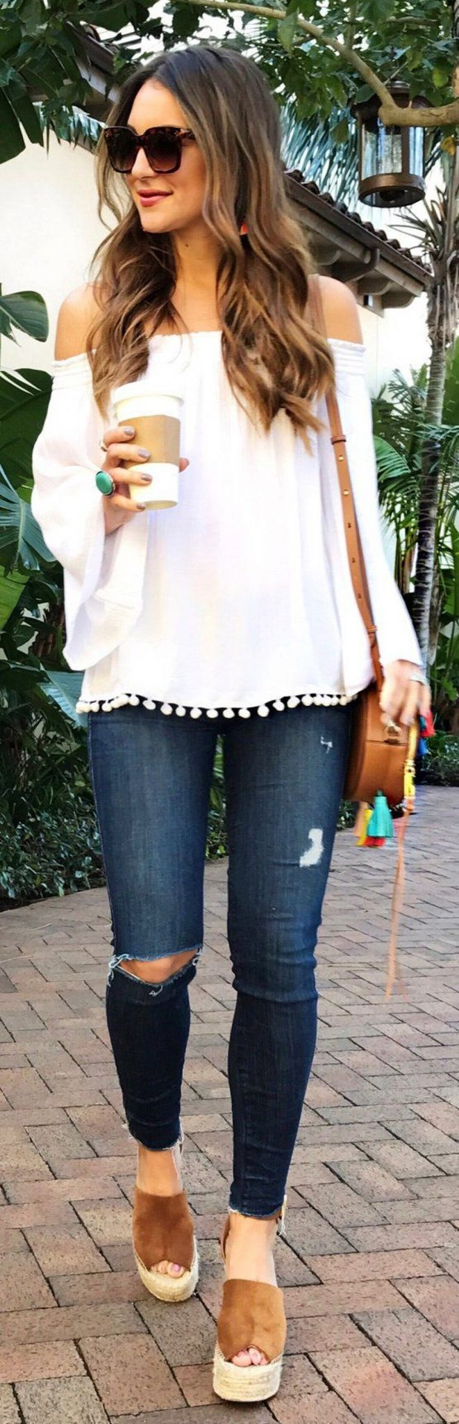 Pretty Casual Spring Fashion Outfits for Teen Girls 53