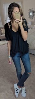 Pretty Casual Spring Fashion Outfits for Teen Girls 6