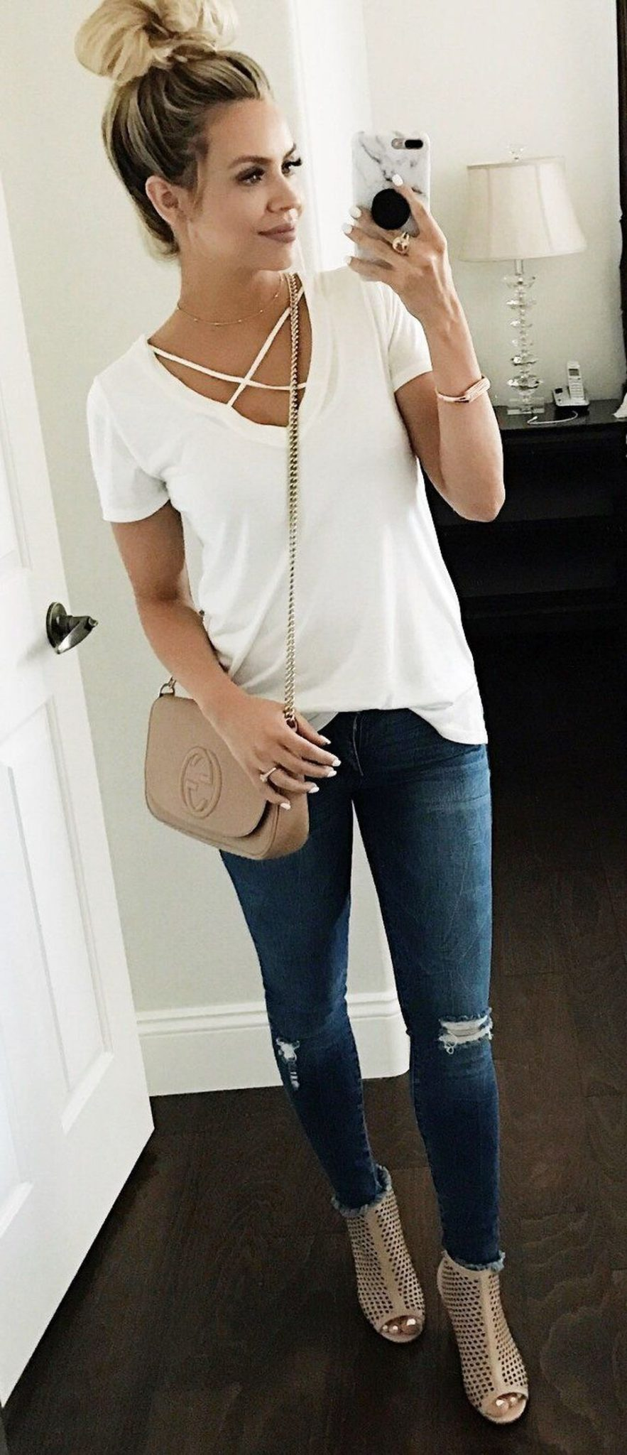 Pretty Casual Spring Fashion Outfits for Teen Girls 66