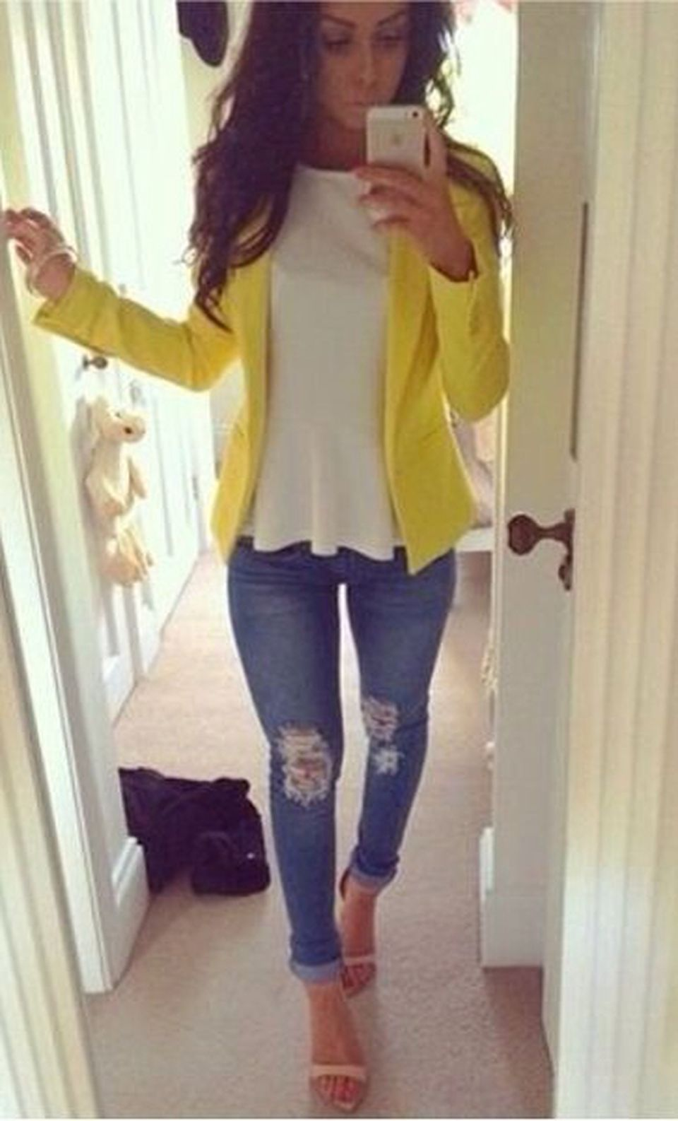Pretty Casual Spring Fashion Outfits for Teen Girls 67