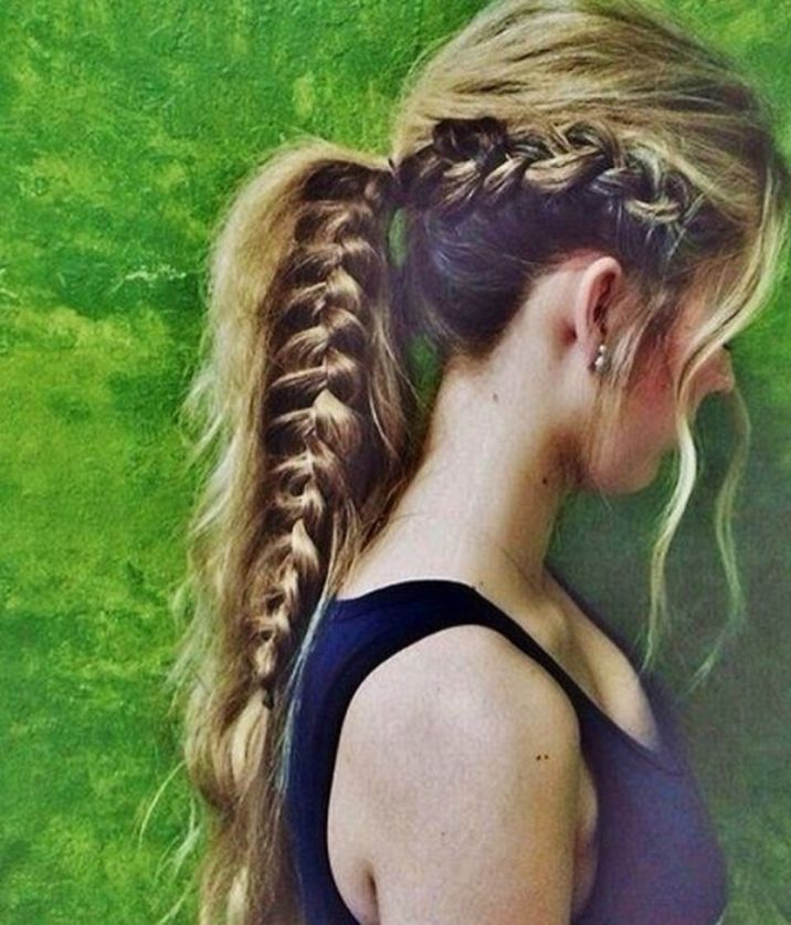 Stunning boho coachella hairstyles ideas 13