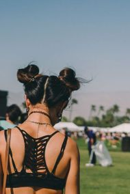 Stunning boho coachella hairstyles ideas 60