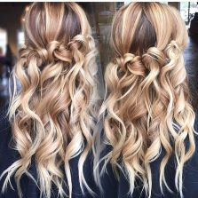 Stunning boho coachella hairstyles ideas 8