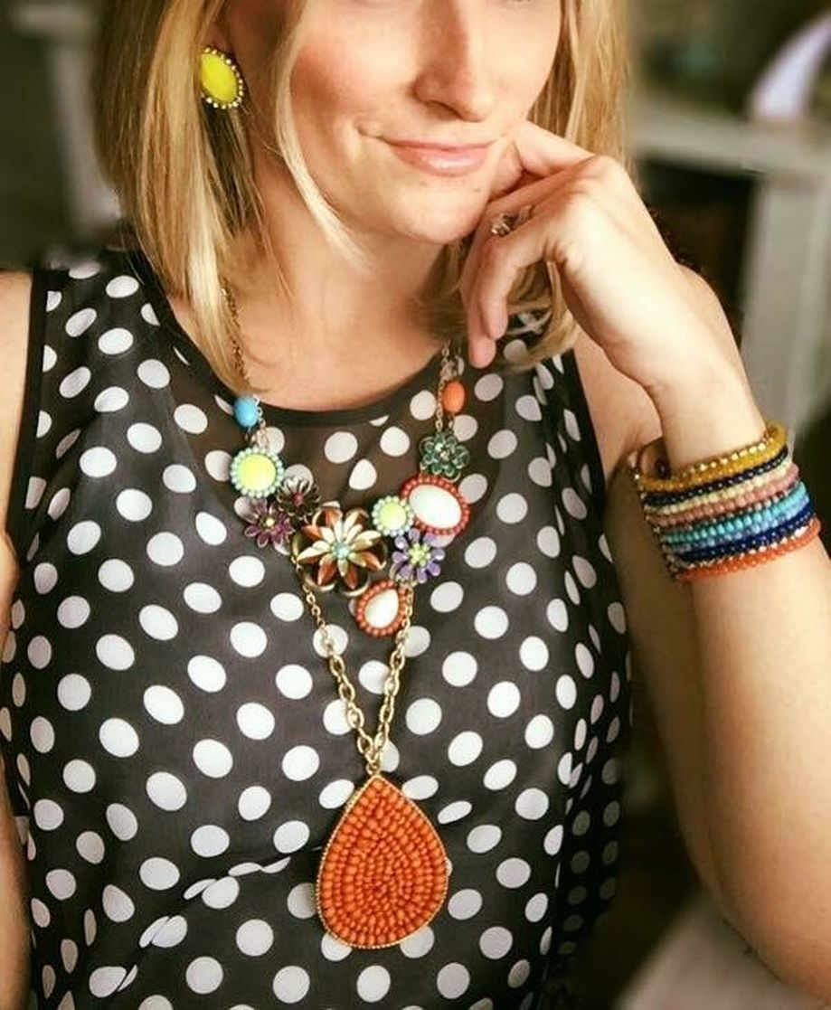 Beautiful Plunder Necklace Ideas for Summers 11