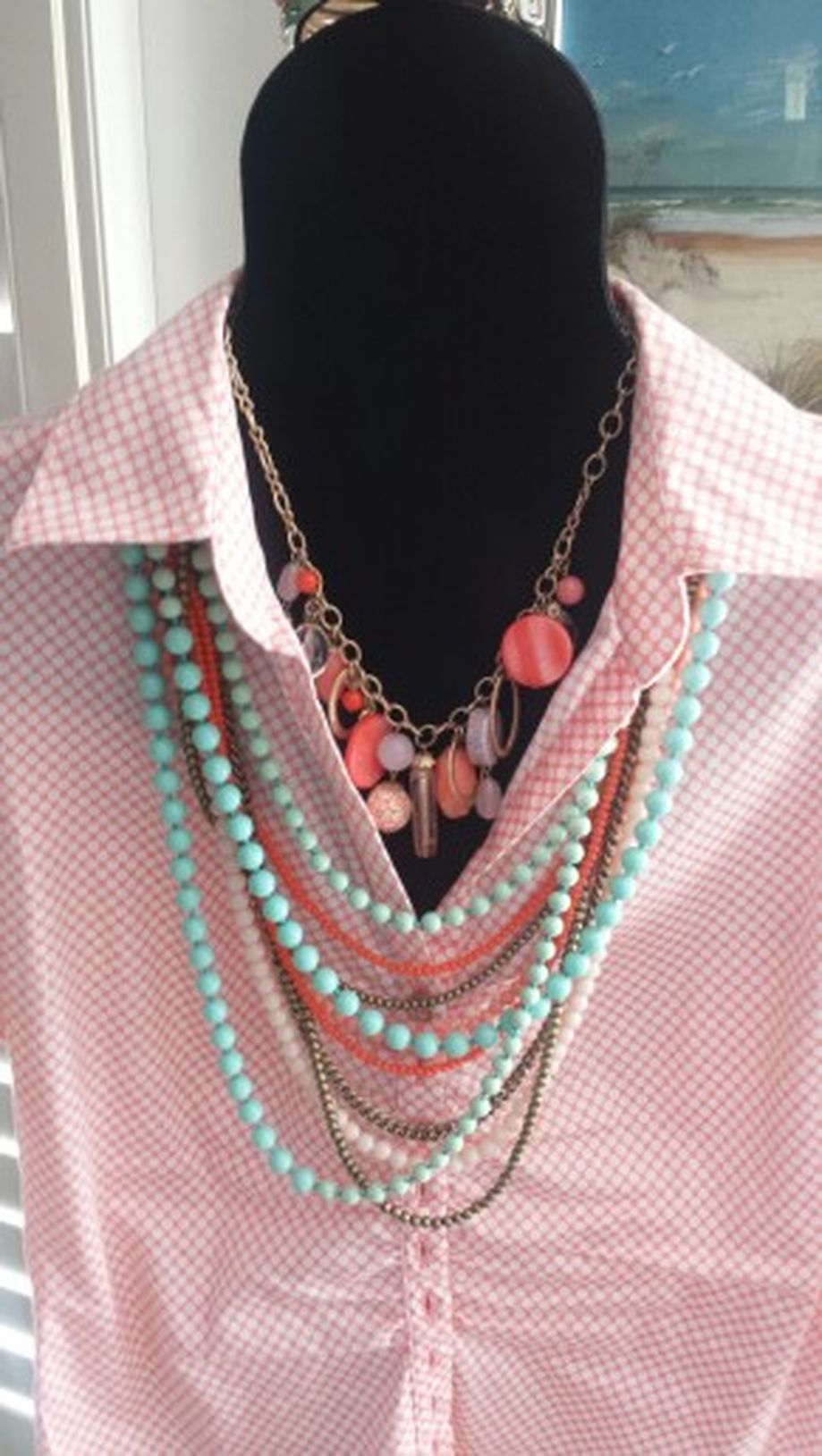 Beautiful Plunder Necklace Ideas for Summers 36