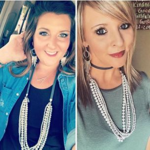 Beautiful Plunder Necklace Ideas for Summers 37