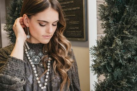 Beautiful Plunder Necklace Ideas for Summers 4