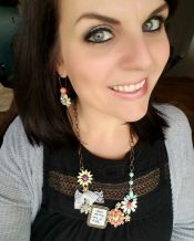 Beautiful Plunder Necklace Ideas for Summers 54