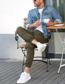 Cool Casual Men's Fashions Summer Outfits Ideas 16