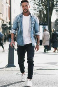 Cool Casual Men's Fashions Summer Outfits Ideas 37