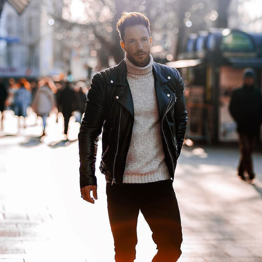 Inspiring Men's Spring Streetstyle Fashion Outfits 2