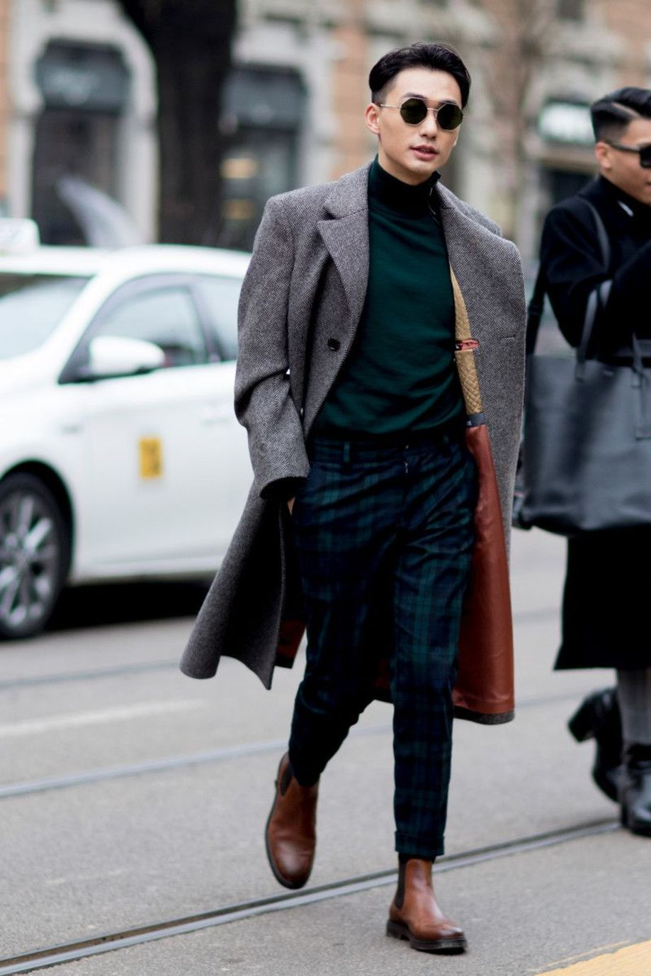 Inspiring Men's Spring Streetstyle Fashion Outfits 25