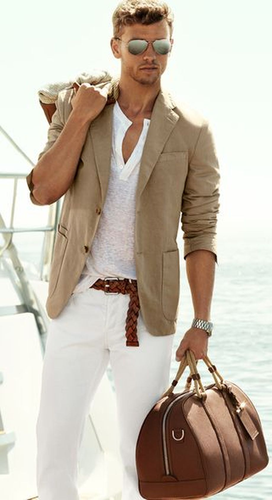 Inspiring Men's Spring Streetstyle Fashion Outfits 29