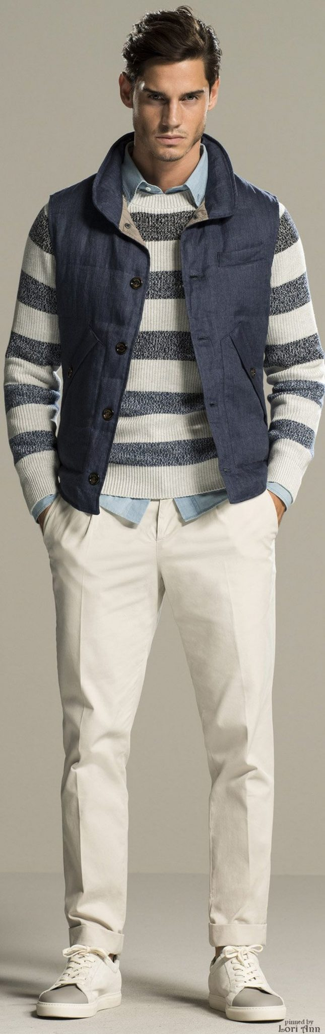 Inspiring Men's Spring Streetstyle Fashion Outfits 4