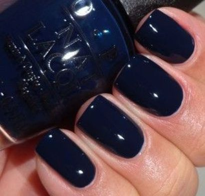 Sweet Blue Nails Ideas that Make Cool and Calm Appearance 86