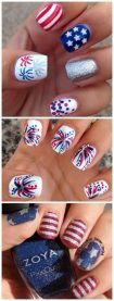 Best Colorful and Stylish Summer Nails Ideas 27
